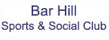 Bar Hill Sports and Social Club